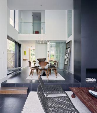 Alison Brooks Architects _ Cambridge _ Accordia _ Sky Villas _ Photo Dining Room_crop
