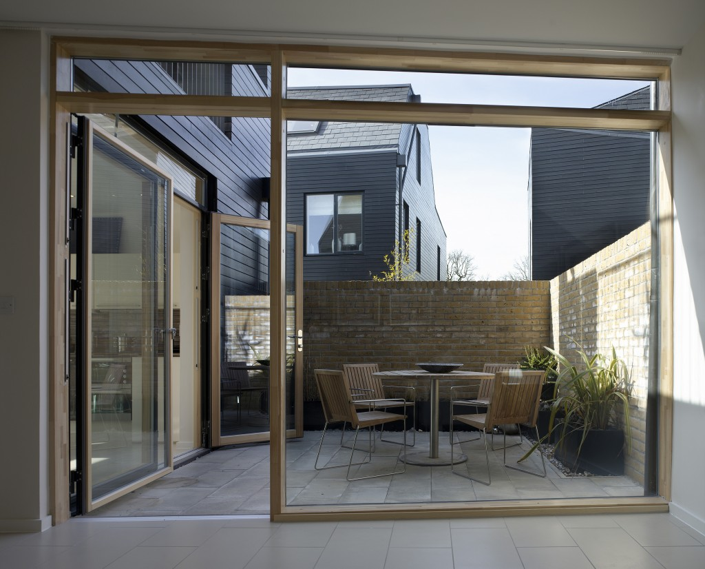 Alison Brooks Architects _ Newhall Be _ Harlow Essex _ Photo Courtyard Houses Interior Exterior