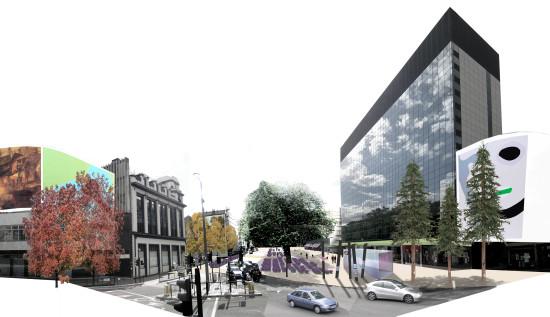 Masterplanning And Urbanism Project Type Alison Brooks