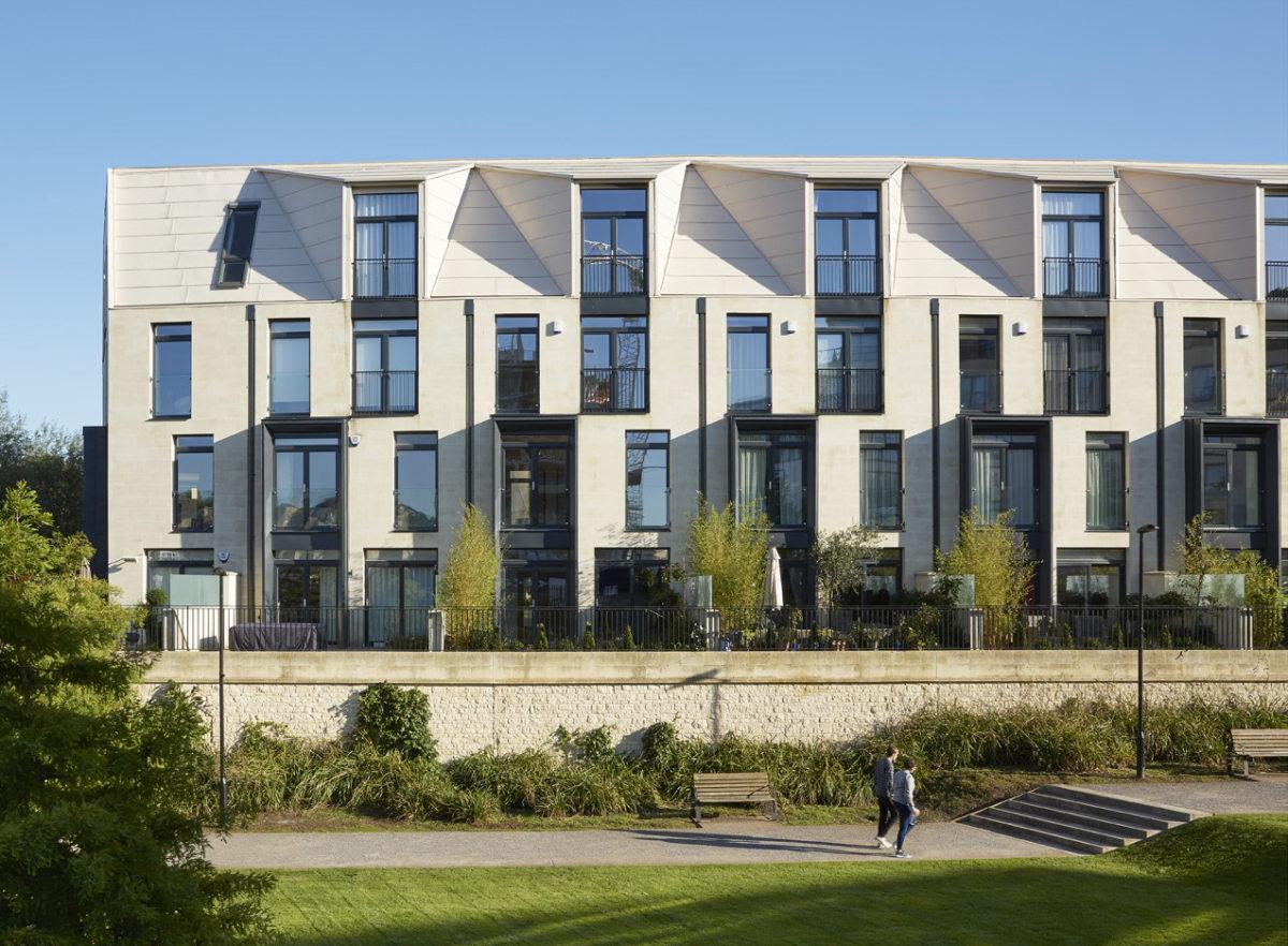 Albert Crescent Alison Brooks Architects