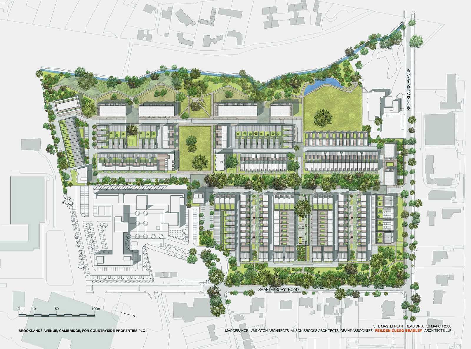Accordia Masterplan Alison Brooks Architects