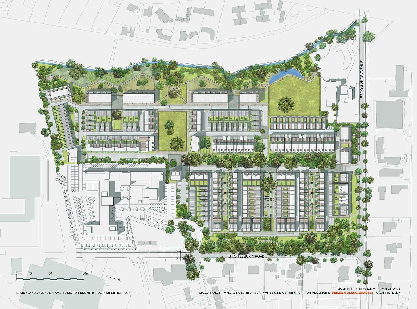 Accordia Masterplan Alison Brooks Architects