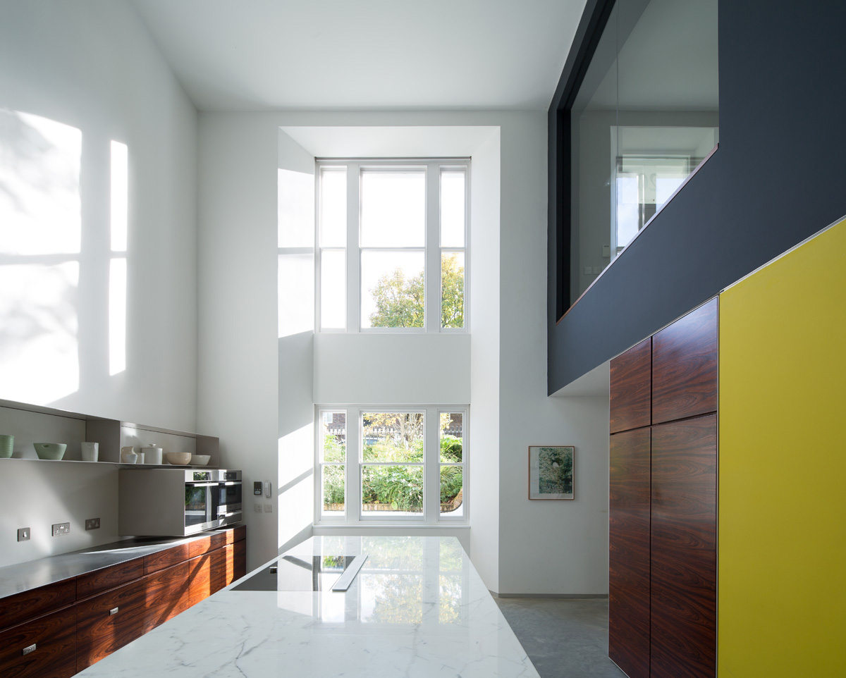Lens House - Alison Brooks Architects