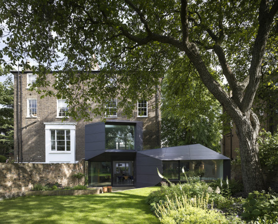 Alison Brooks Architects _ Lens House _ Exterior Distant Image