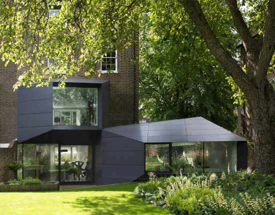 Alison Brooks Architects _ Lens House _ Exterior Image 1