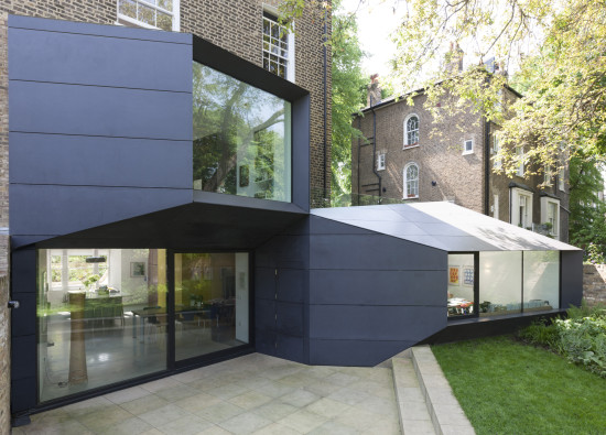 Alison Brooks Architects _ Lens House _ Exterior Image 2