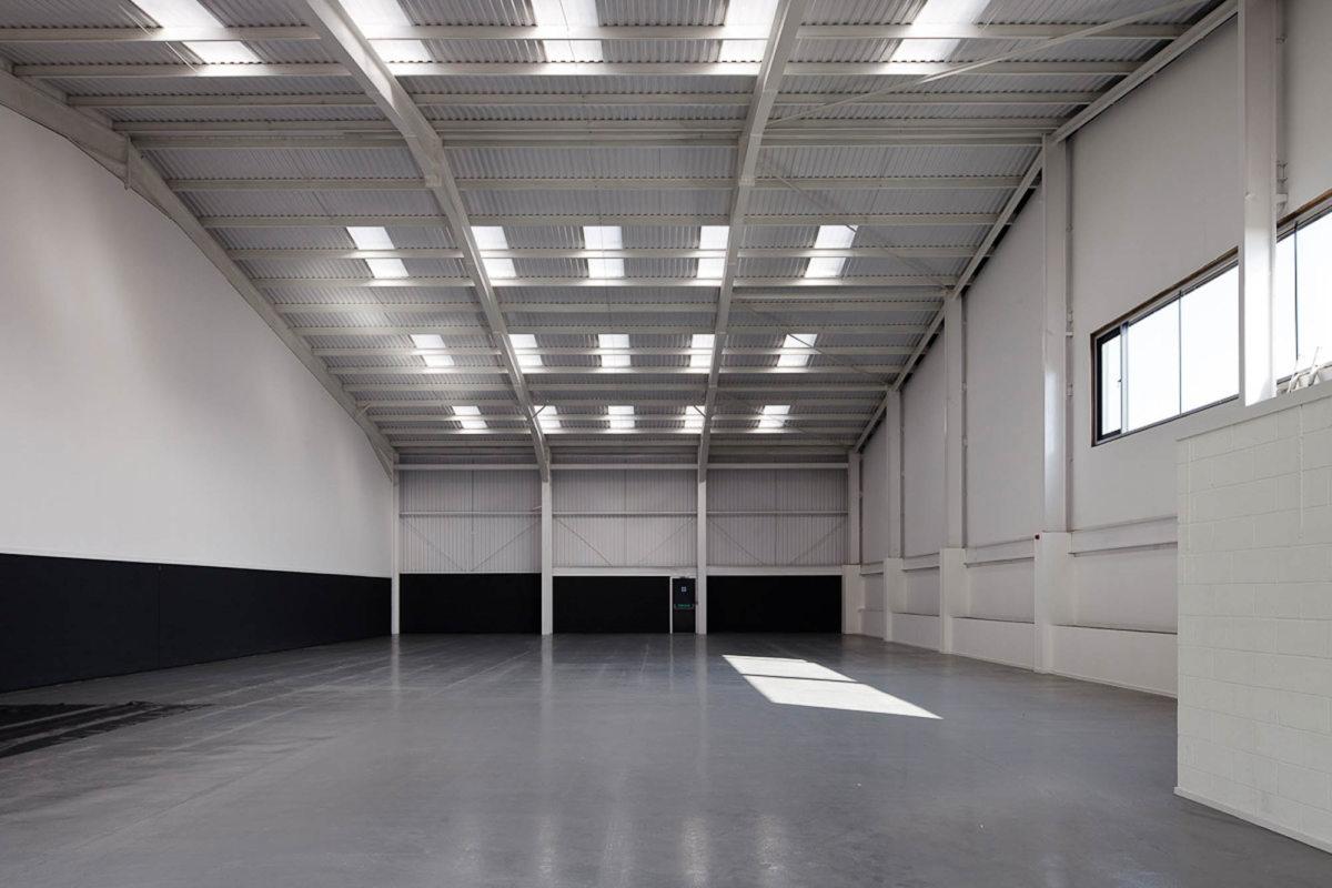 Alison Brooks Architects _ Rainham _ Wildspace Warehouse _ Photo Interior 2