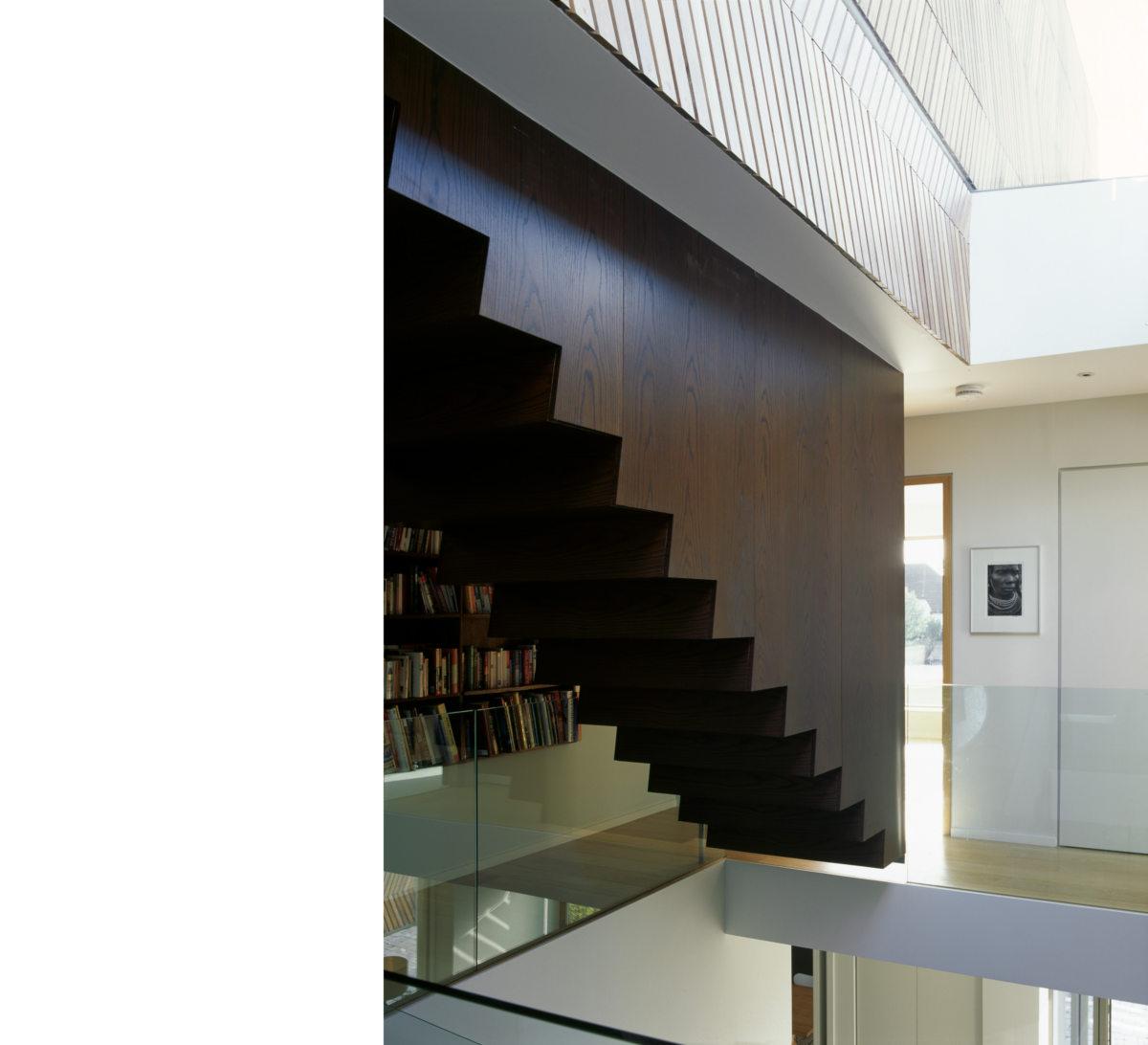 Alison Brooks Architects _ Herringbone Houses _ Stair 2