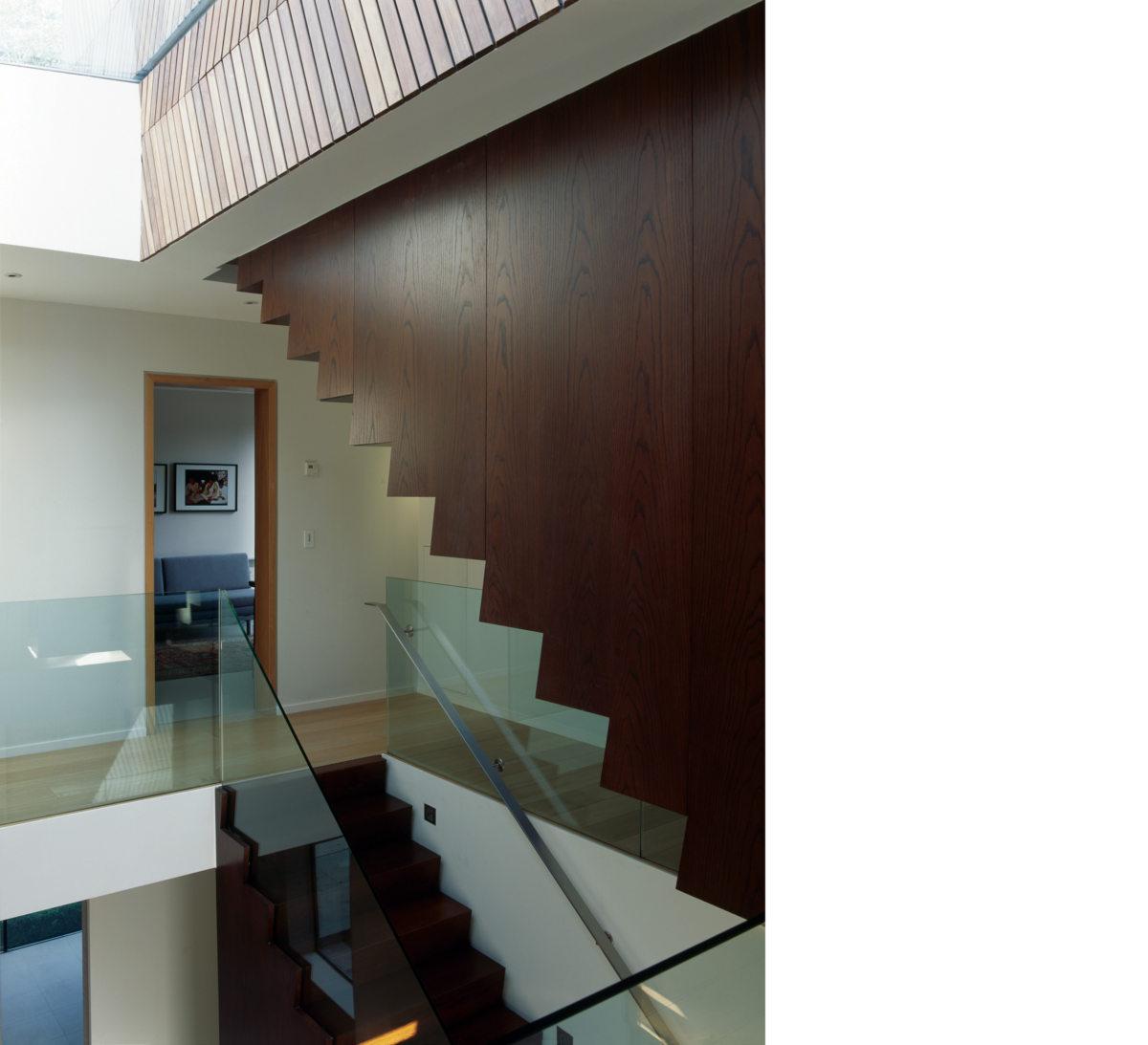 Alison Brooks Architects _ Herringbone Houses _ Stair 3