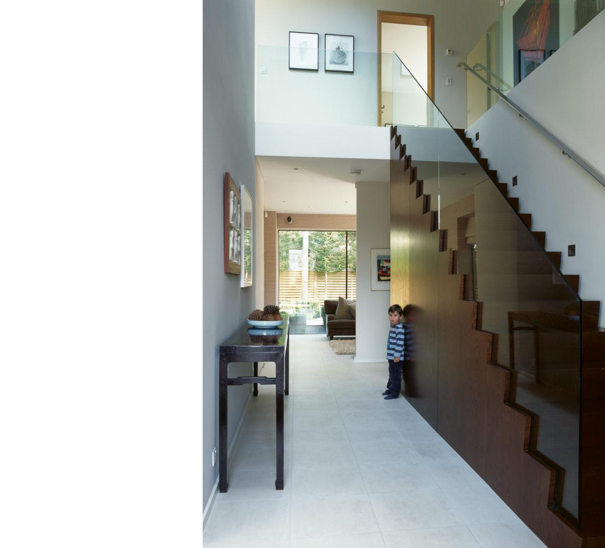 Alison Brooks Architects _ Herringbone Houses _ Stair 4