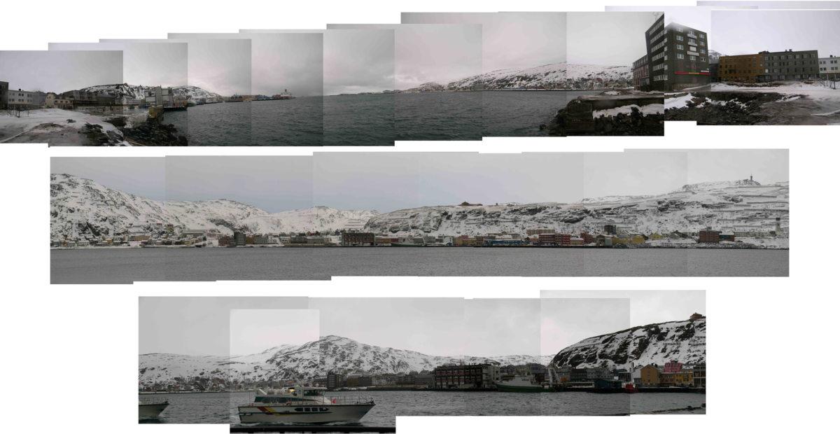 Alison Brooks Architects _ Artic Culture Centre _ Hammerfest _ Panoramas