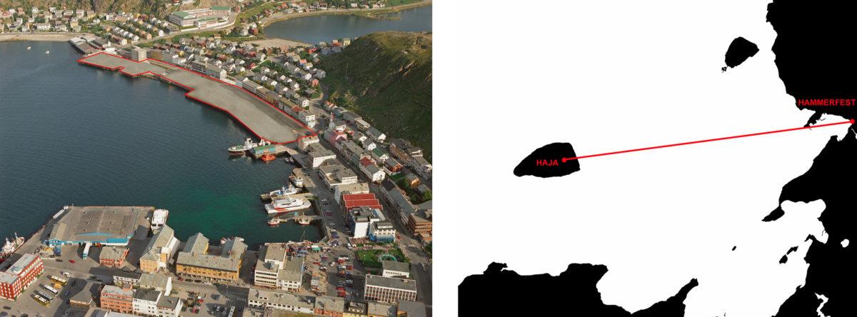 Alison Brooks Architects _ Artic Culture Centre _ Hammerfest _ Site Plan _ Aerial View