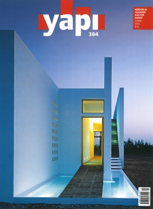 Alison Brooks Architects - Publications - YAPI Magazine