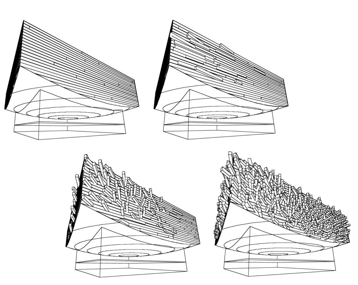 Alison Brooks Architects _ Artic Culture Centre _ Hammerfest _ Plans _ Sections _ Diagrams 1