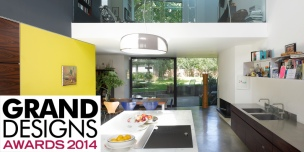 Alison Brooks Architects - Grand Designs Awards Best Extension