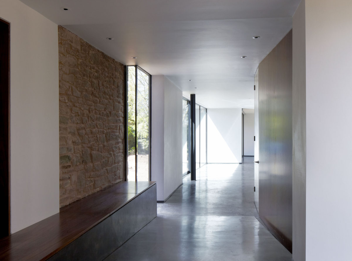 Alison Brooks Architects _ Windward House _ Photo Corridor 2