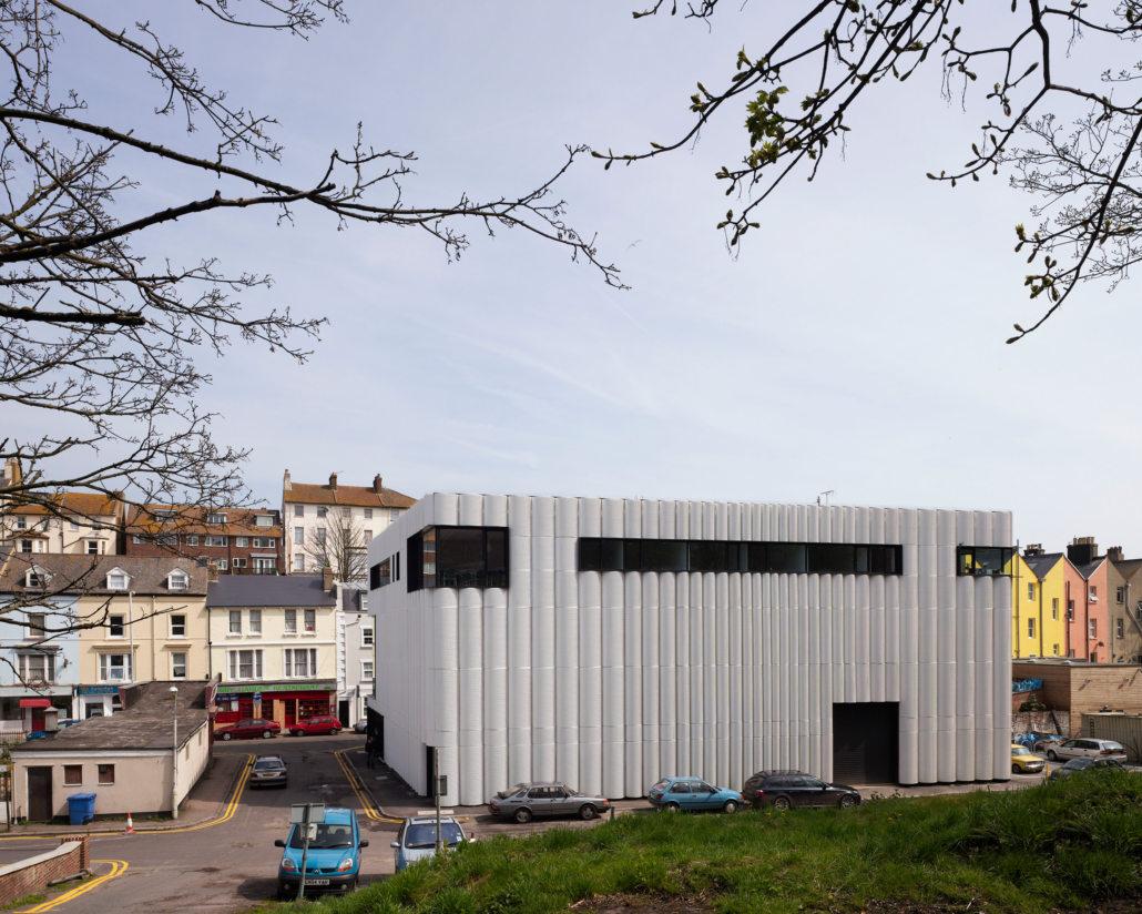 Alison Brooks Architects _ Slideshow 2500x2000 _ Quarterhouse Folkestone 4