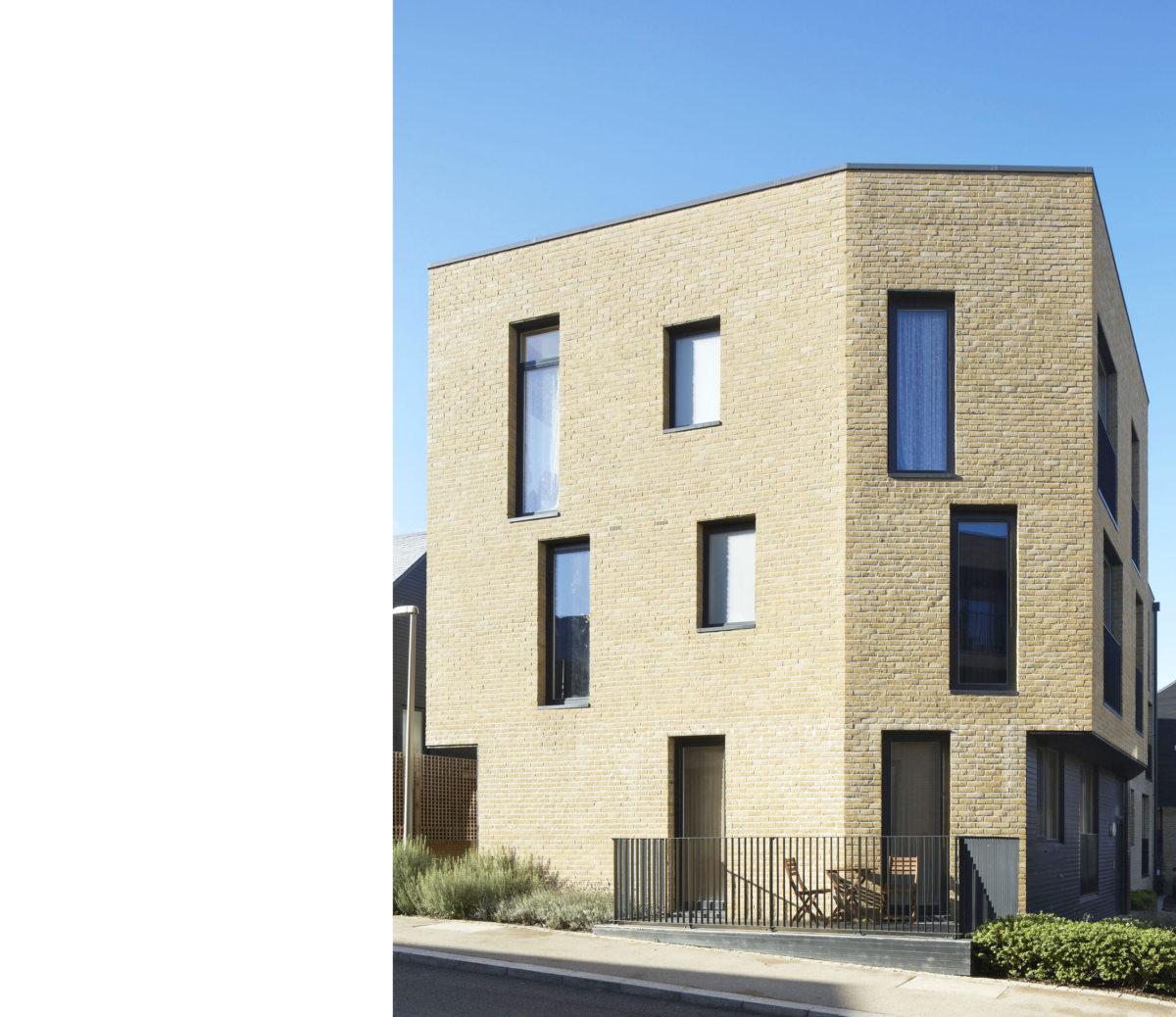 Essex Apartments: Alison Brooks Architects