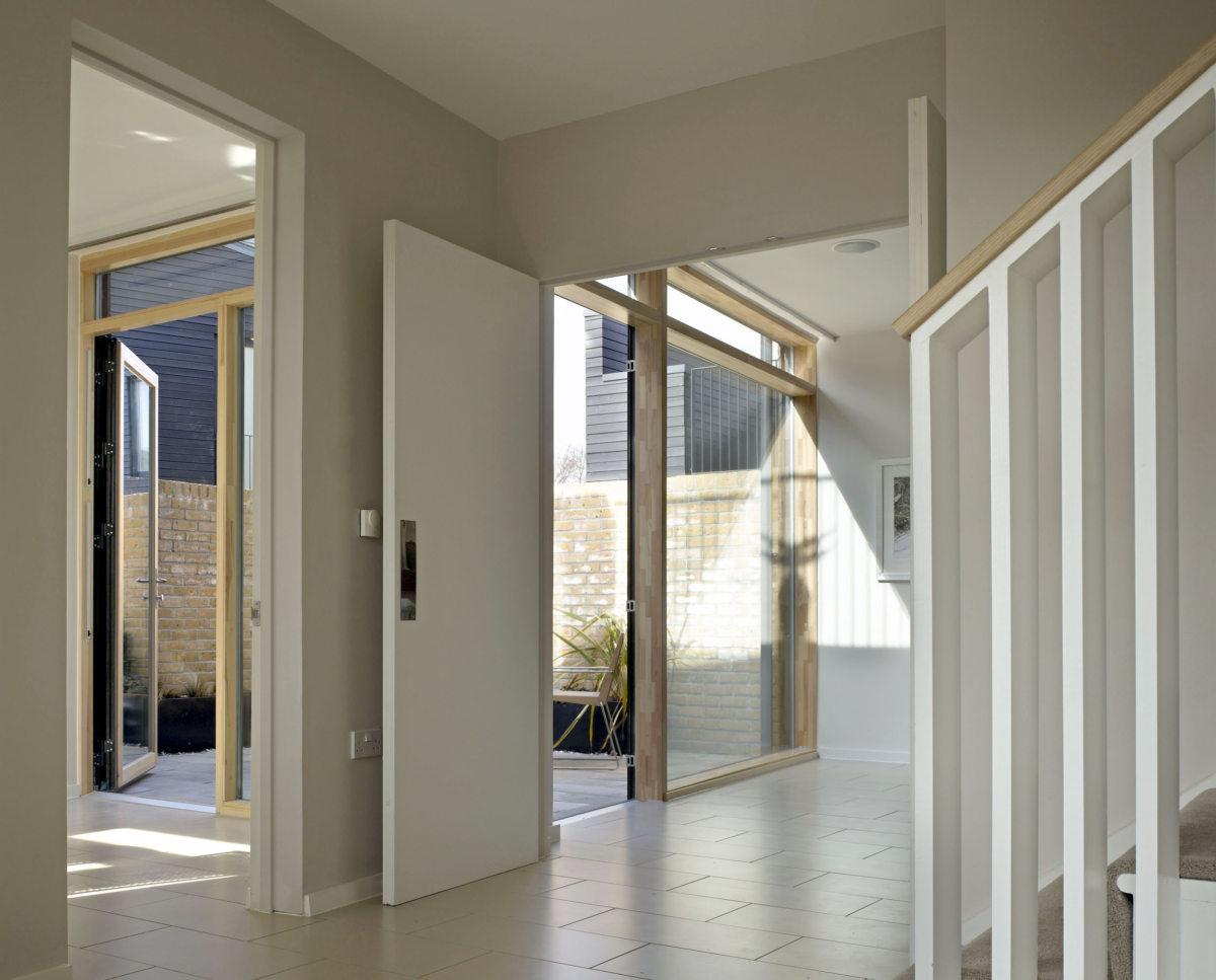 Alison Brooks Architects _ Newhall Be _ Harlow Essex _ Photo Interior Hallway