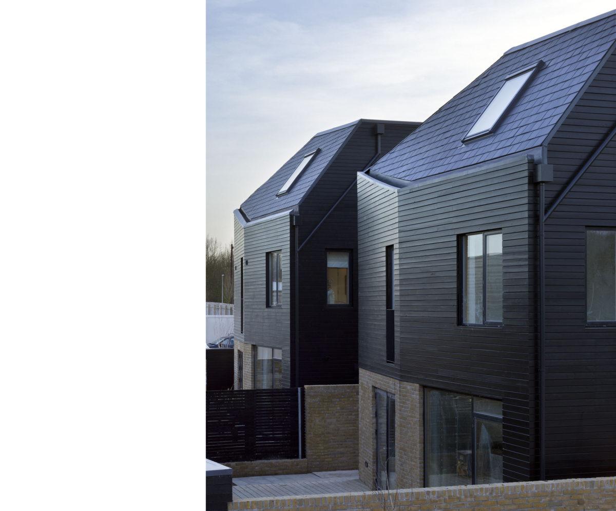 Alison Brooks Architects _ Newhall Be _ Harlow Essex _ Photo Villa Backs