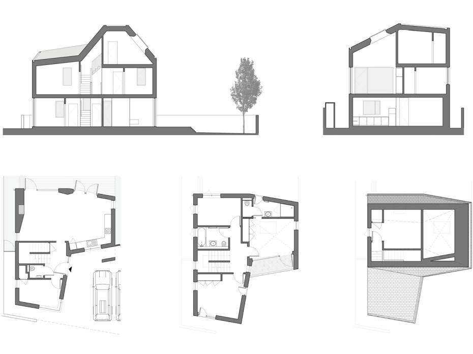 Building Plans For Boreham Essex