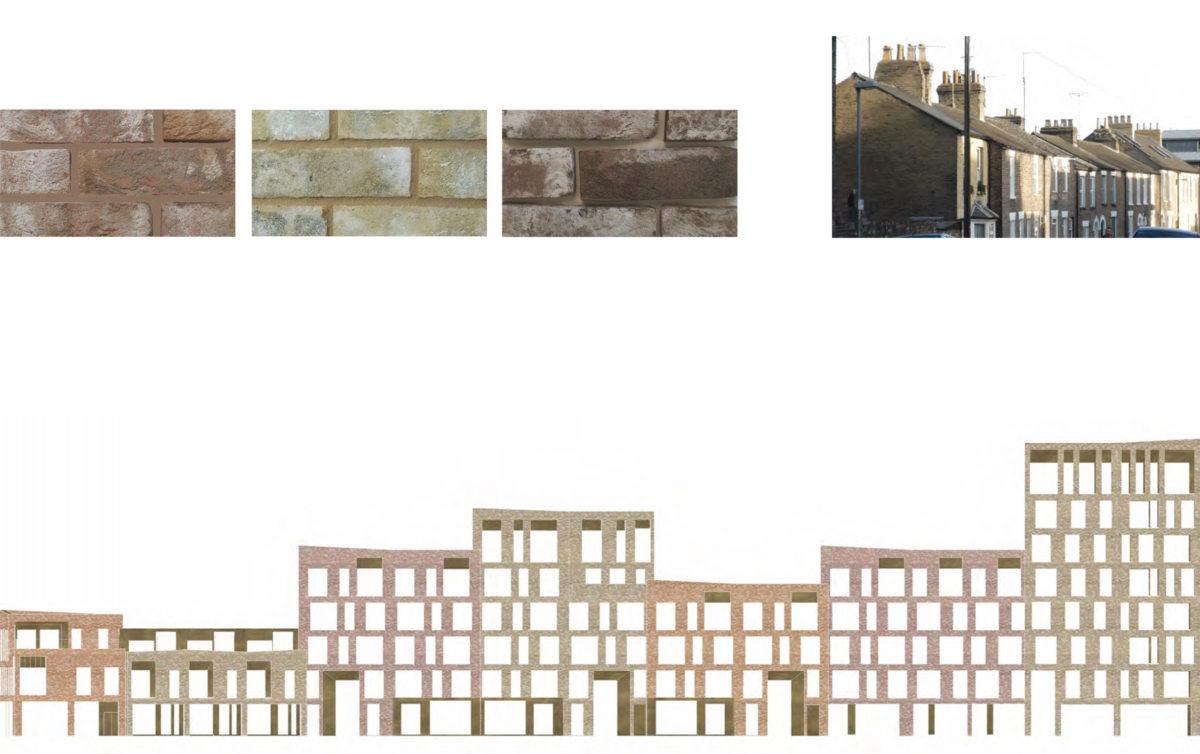 Alison Brooks Architects _ Severn Place _ Cambridge _ Facade Pattern 2