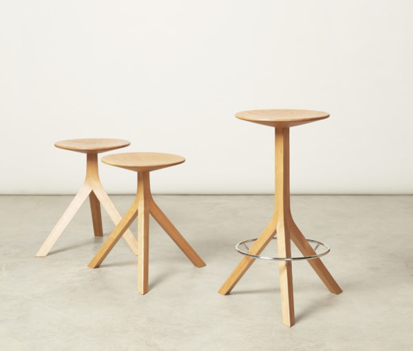 Alison Brooks Architects _ Wish List Stool _ Photo 1