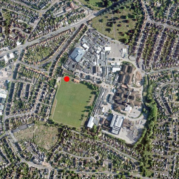 Alison Brooks Architects _ Maggies Centre _ Taunton _ Map 1