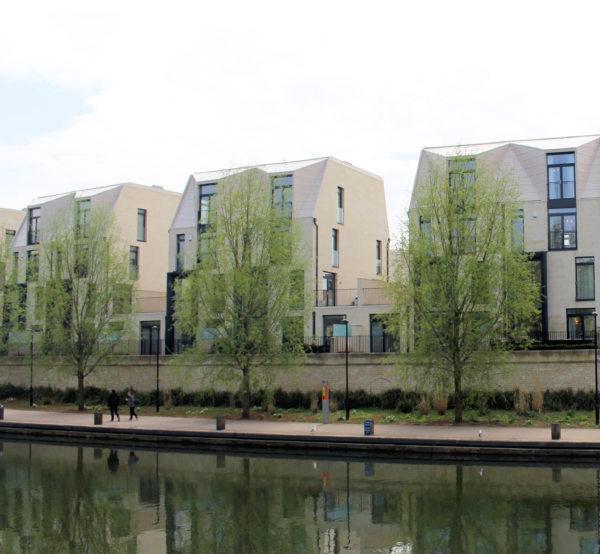 Alison Brooks Architects _ Bath Western Riverside _ Site Photo