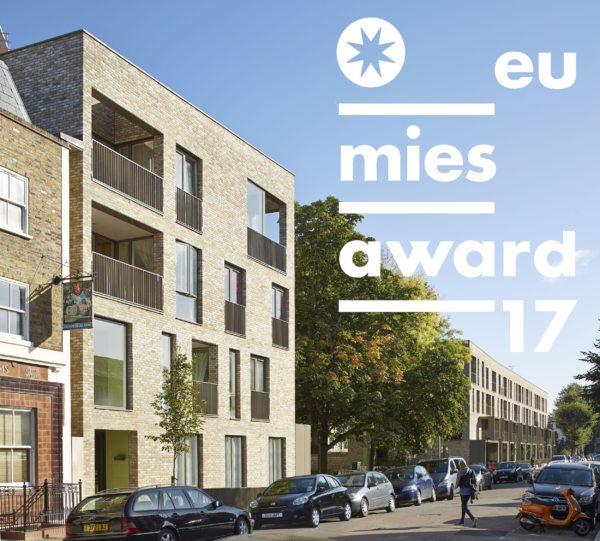 Ely Court - EU Mies Award 2017
