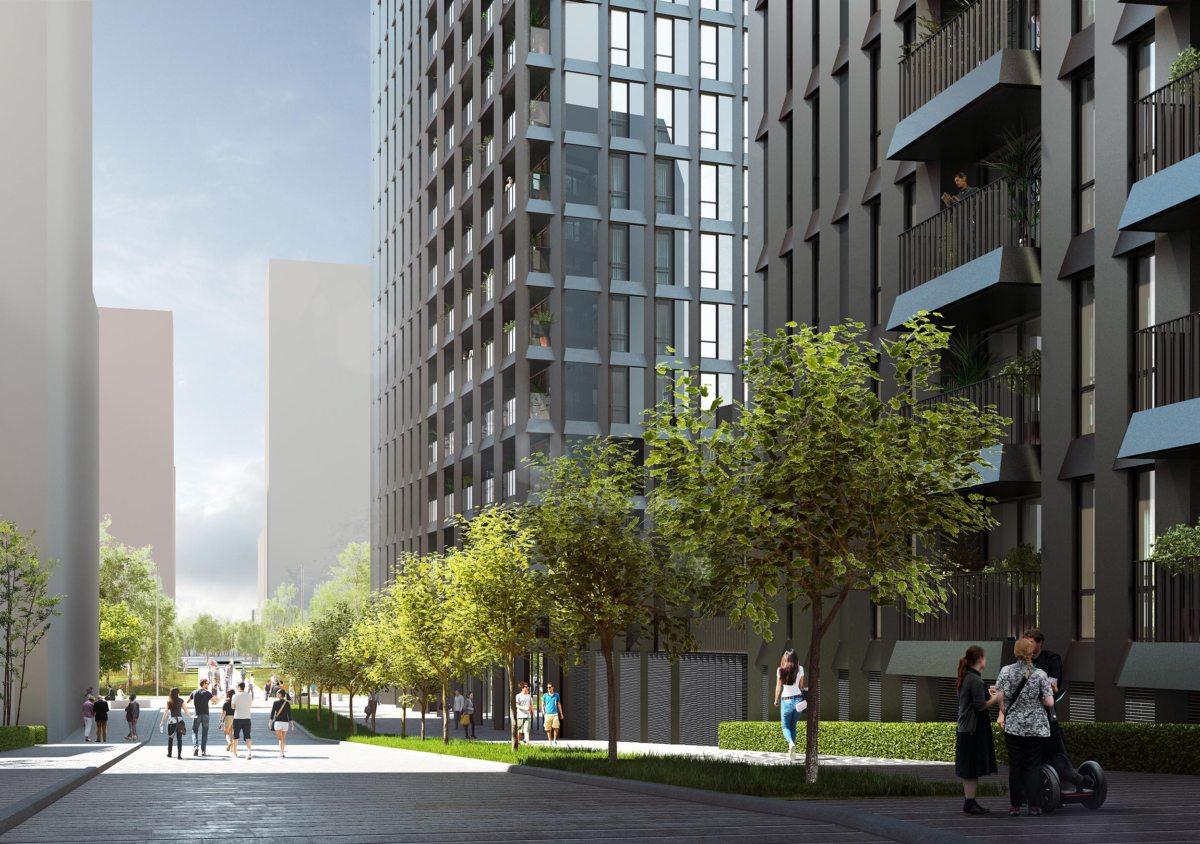 Alison Brooks Architects_Greenwich Peninsula