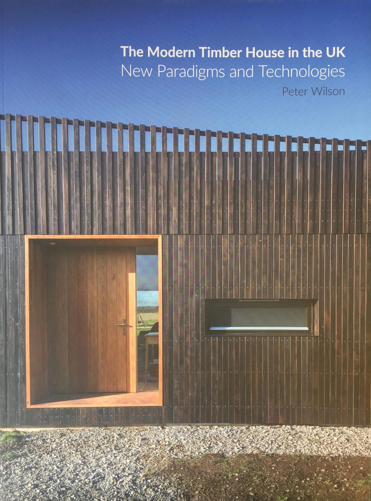 The modern timber house in the uk herringbone houses